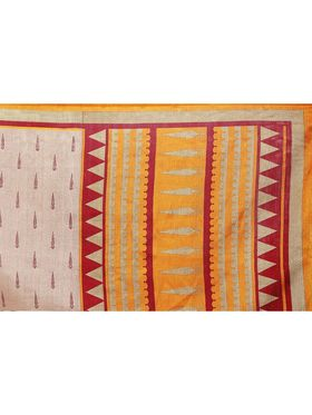 Florence Printed Bhagalpuri Silk Sarees FL-11715