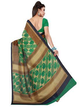 Florence Printed Bhagalpuri Silk Sarees FL-11716