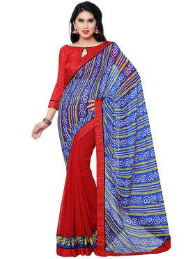 Indian Women Georgette Saree -IC40418