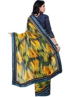 Indian Women Georgette Saree -IC40424