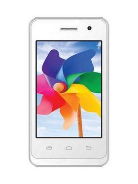 Intex Aqua R3 Smart Mobile Phone - Silver