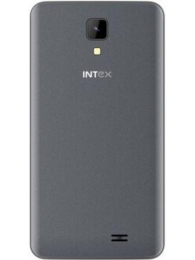 Intex Aqua Y2 1GB Android Kitkat Phone - Metal Gray