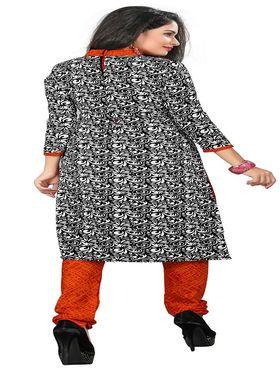 Khushali Fashion Crepe Printed Unstitched Dress Material -KPNDV33001