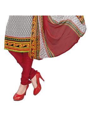 Khushali Fashion Crepe Printed Dress Material -Kpplk10010