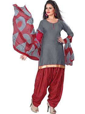 Khushali Fashion Glaze Cotton Printed Dress Material -Kpsndp92006