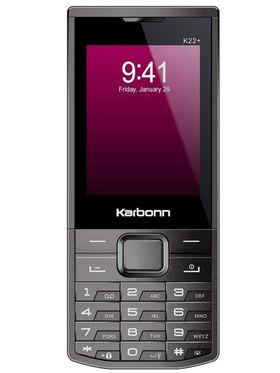 Karbonn K22 Plus Dual Sim With Whatsapp - Grey