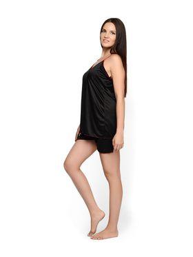 Set of 2 Klamotten Satin Solid Nightwear - X100-152