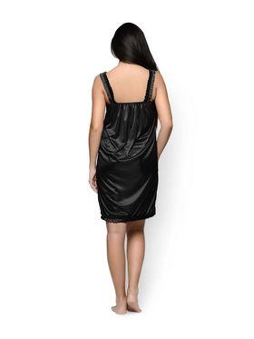 Set of 2 Klamotten Satin Solid Nightwear - X29-30
