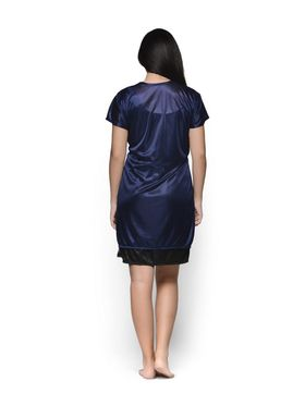 Set of 2 Klamotten Satin Solid Nightwear - X30-67