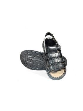 Kohinoor Footwears Synthetic Sandals - Black-4471