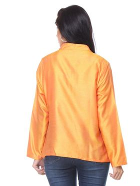 Lavennder Shantoon Embroided Summer Jacket -LJ-24102