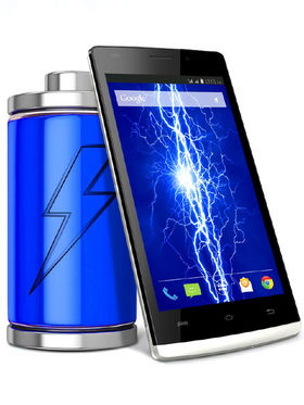 Lava Iris Fuel 25 Android Kitkat Dual Core 3G Smartphone - Grey