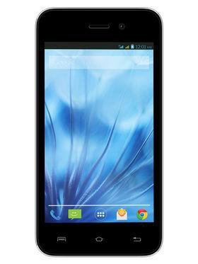 Lava Iris X1 Atom S 4-inch Android Kitkat 3G Smartphone - Black