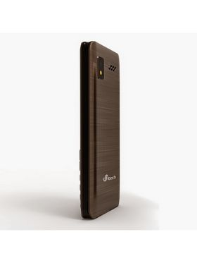 MTECH L6 CHOCLATE WITH INBUILT Whatsapp APP MOBILE PHONE