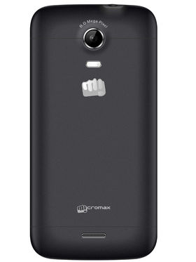 Micromax Canvas Turbo Mini A200 - Black