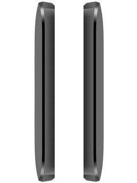 Micromax X601 Dual Sim Phone with Box - Black