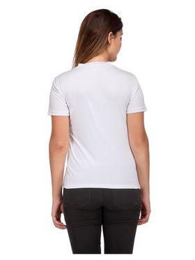 Oleva Combo Of  3  Blue Denim +  White T-Shirt+  Pink Spaghetti ONC-36