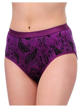 Set of 5 Oleva Cotton Printed  Brief - OHD 45