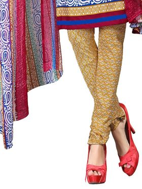 Khushali Fashion Crepe  Printed Unstitched Dress Material -PFCS507