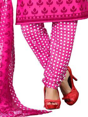 Khushali Fashion Crepe  Printed Unstitched Dress Material -PFCS511