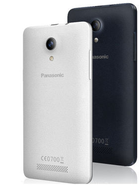 Panasonic T33 4 Inch Quad Core Android Kitkat Smartphone - White