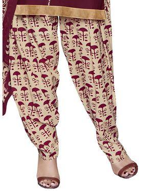 Khushali Fashion Crepe Self Dress Material -Rpsn99004