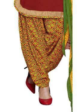 Khushali Fashion Crepe Self Dress Material -Rpsn99011