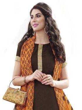 Khushali Fashion Cotton Self Unstitched Dress Material -RPSP1010011