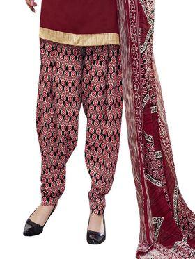 Khushali Fashion Cotton Self Unstitched Dress Material -RPSP1010018