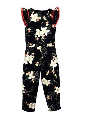 ShopperTree Printed Multicolor Viscose Jumpsuit-ST-1697
