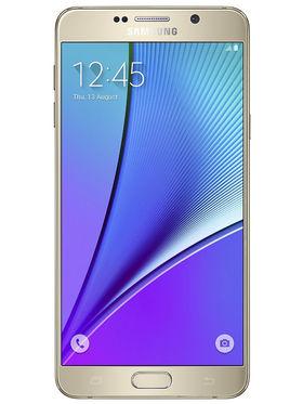 Samsung Galaxy Note 5 N920G with 4GB RAM & 32GB ROM - Gold