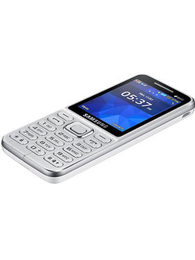 Samsung B360E Metro 360 Dual Sim Phone - White