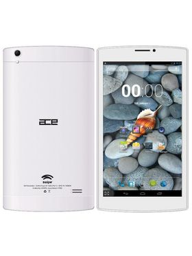 Swipe Ace 7 Inch Android Kitkat with 1GB RAM & 16GB ROM 3G Calling Tablet - White
