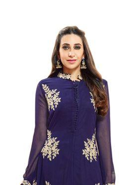 Thankar Semi Stitched  Georgette Embroidery Dress Material Tas281-107Dm