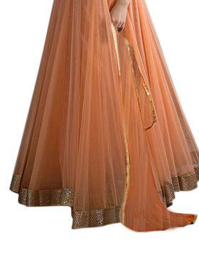 Thankar Semi Stitched  Net Embroidery Dress Material Tas298-5098