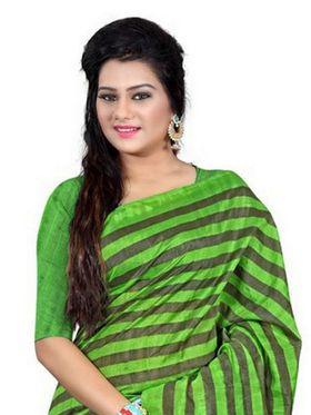 Thankar Embroidered Bhagalpuri Saree -Tds136-212