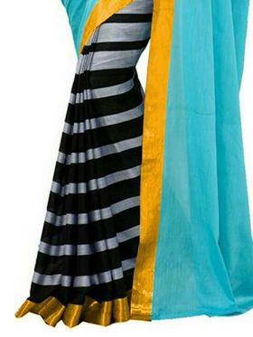 Thankar Embroidered Bhagalpuri Saree -Tds136-214