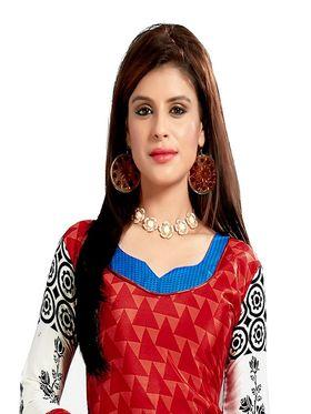 Khushali Fashion Silk Printed Unstitched Dress Material -VRIS21017
