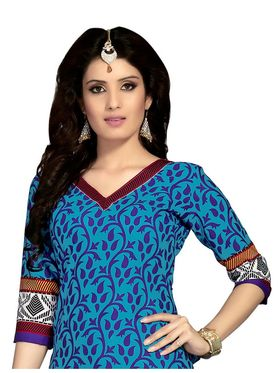 Khushali Fashion Cotton Printed Dress Material -Vrshn5007