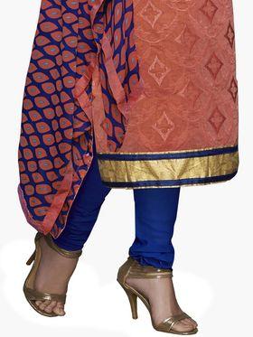 Khushali Fashion Chanderi Embroidered Unstitched Dress Material -VSIDC451010