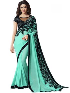 Nanda Silk Mills Fancy Traditional Saree_Vr-1807