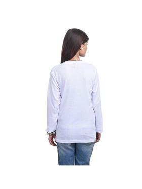 Pack of 3 Eprilla Spun Cotton Plain Full Sleeves Sweaters -eprl51