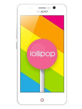 ZOPO ZP331 4.5 Inch IPS Quad Core Android Lollipop 5.1 Smart Phone - White