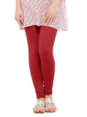 Oh Fish Solid Cotton Stretchable Leggings -zwe82