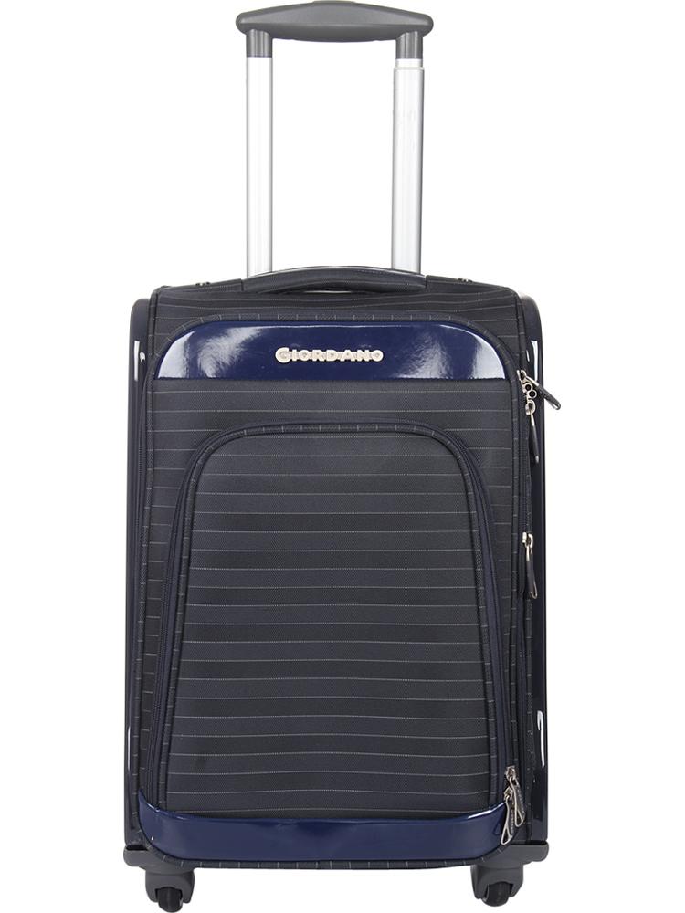 Giordano Trolley Luggage Bag  Black 2866 - Best Discount Home Decor Websites