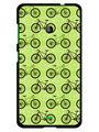 Snooky Designer Print Hard Back Case Cover For Microsoft Lumia 535 - Cream