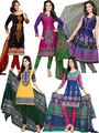 Pack of 5 Florence Poly Cotton Printed Dress Material - SB_Monikabedi_Pack of 5_3