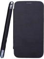 Camphor Flip Cover for Nokia 625 - Black