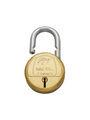 Godrej 7 Levers Deluxe Hardened Padlock with 3 Keys