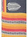 Ishin Printed Art Silk Saree - Multicolor-ISHIN-960